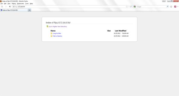Install VSFTPD server in Ubuntu 104 LTS