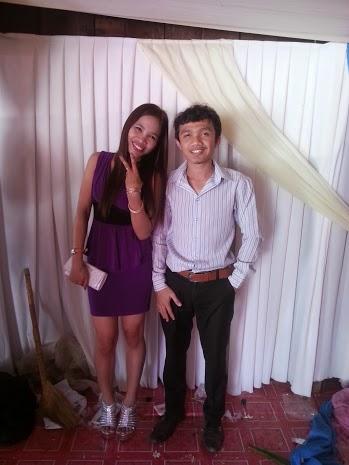 At Metta Wedding...